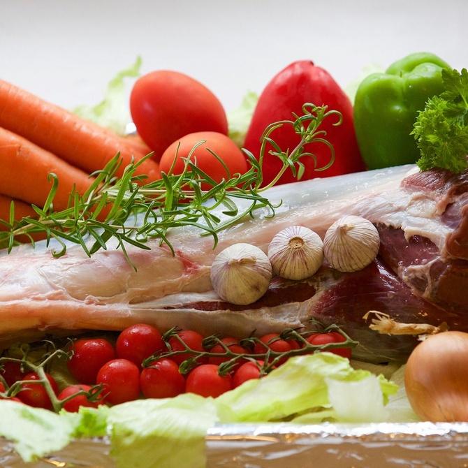 Beneficios nutricionales del cordero lechal