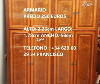 MESA DE MADERA CON SILLAS MODELOS ANTIGUOS : HIPER RASTRO REMAR NAVARRA de Remar Navarra Mutilva