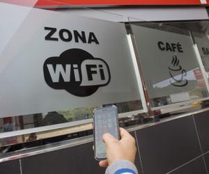 Disponemos de wifi gratis en toda la estación de Cepsa Cajiz