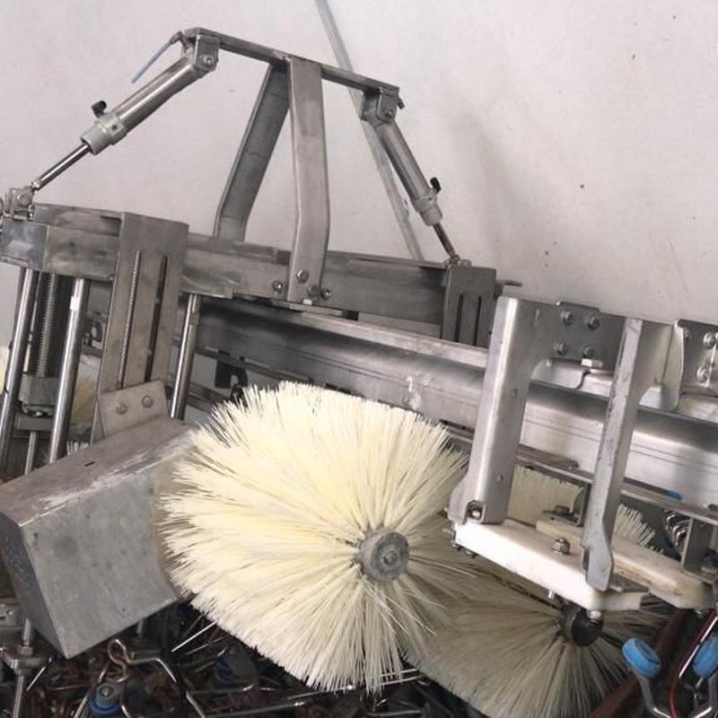 Limpiador de cadenas de mataderos de aves:  de MAQUIMUR