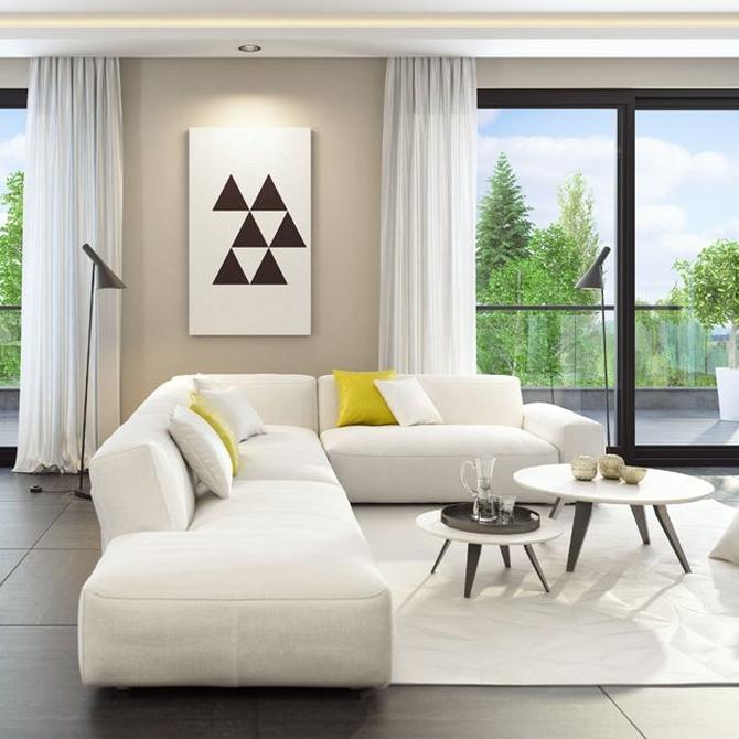 Comodidad y estructura, el básico de un sofá