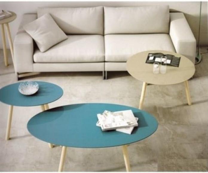 Mesas de centro: Catálogo de Muebles Rivas
