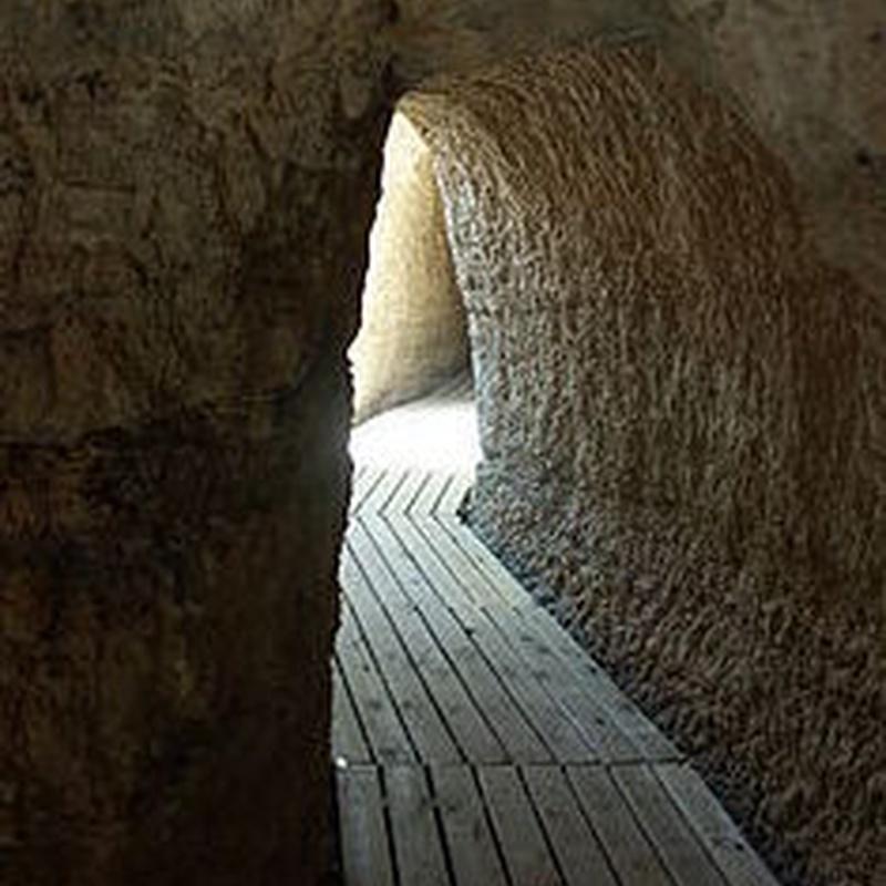 Acueducto Romano de Albarracín de Cella: La Casa Josefina de Casa Josefina