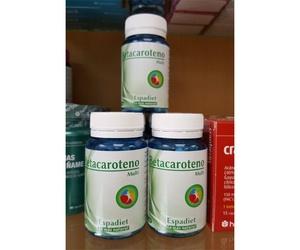 Betacaroteno para tu salud