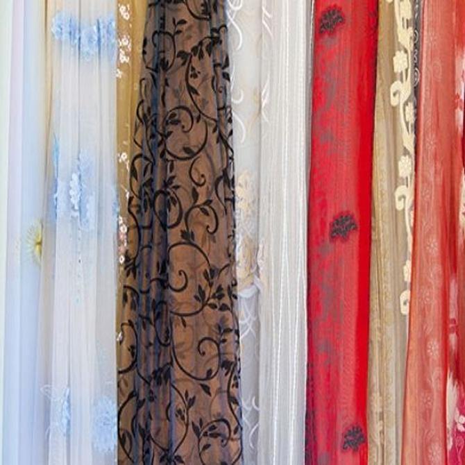 Tipos de cortinas para toda la casa