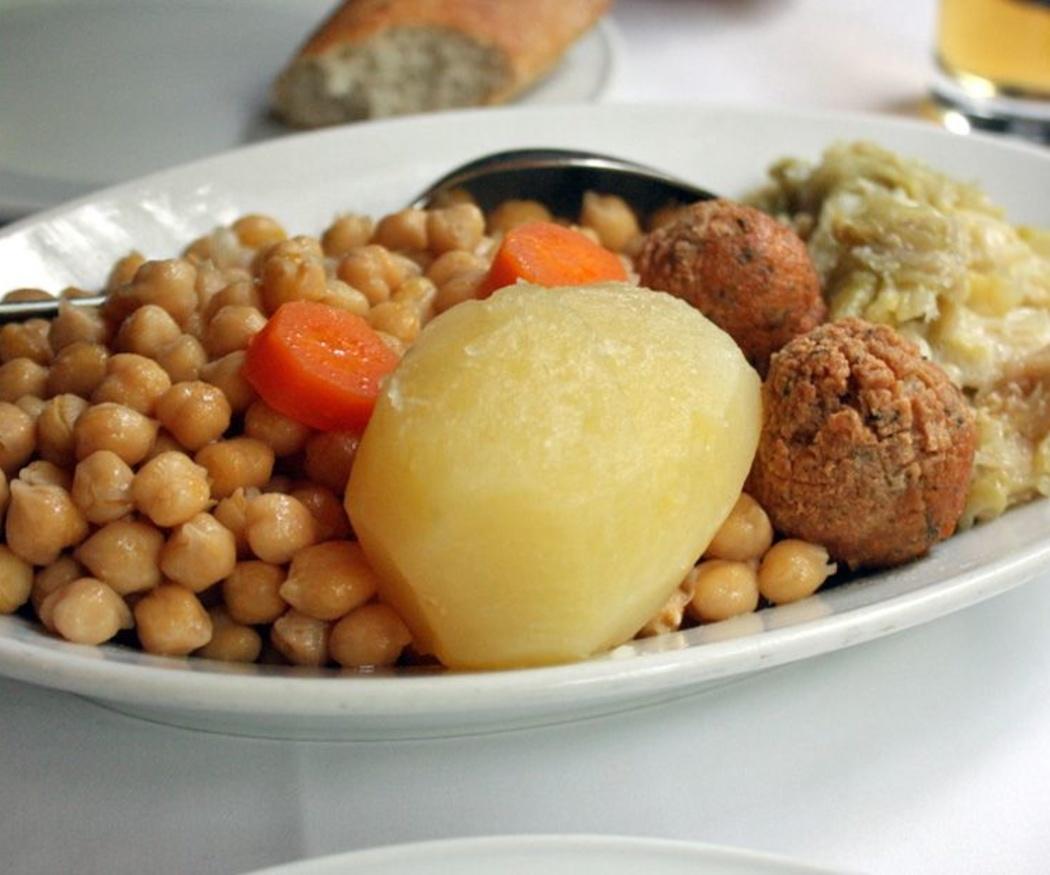 La esencia de un buen cocido madrileño