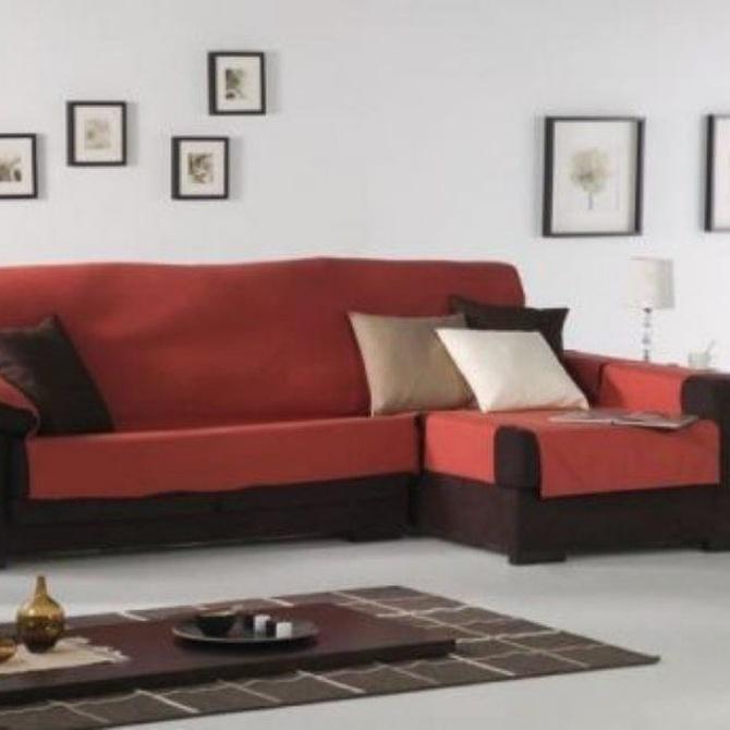 Algunos motivos para que pongas unas fundas en tus sofás
