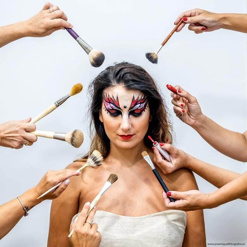 Maquillaje social y de fantasía: Tratamientos de Salvia Belleza y Salud