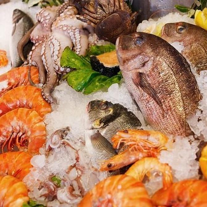 Y tú, ¿sabes diferenciar pescado de marisco?