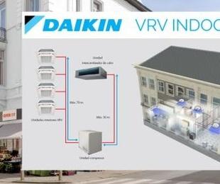 Daikin presenta VRV