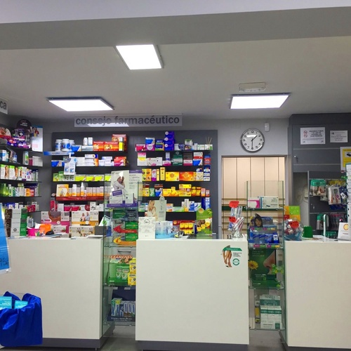 Farmacia Cristina de Diego en Portazgo madrid