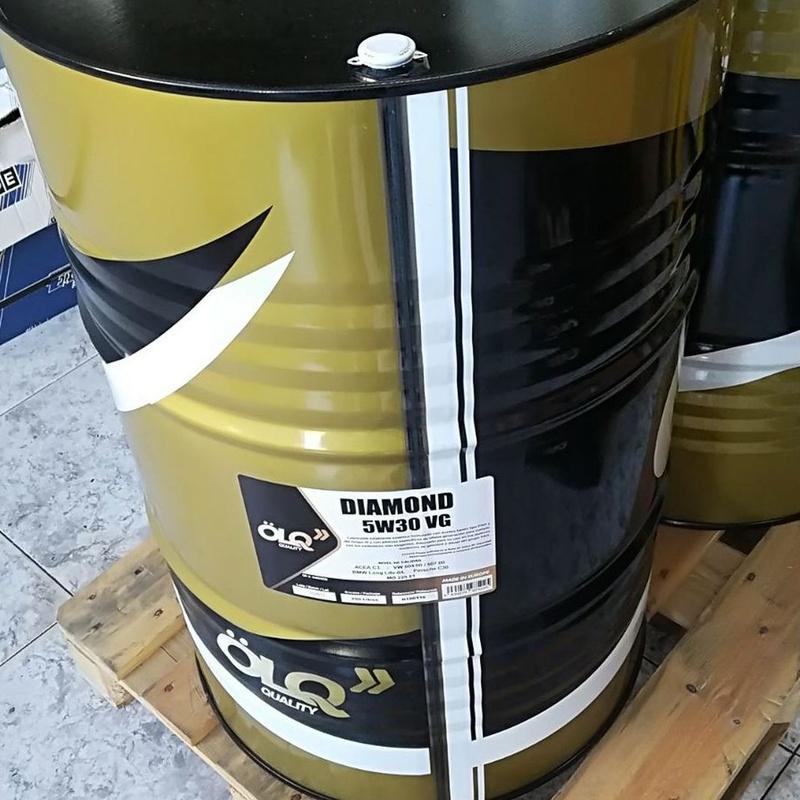 Bidón aceite 5w30