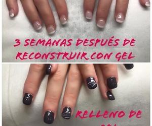 Reconstrucción de uñas