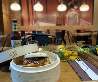 Bebidas: Nuestra carta de Restaurante Eko