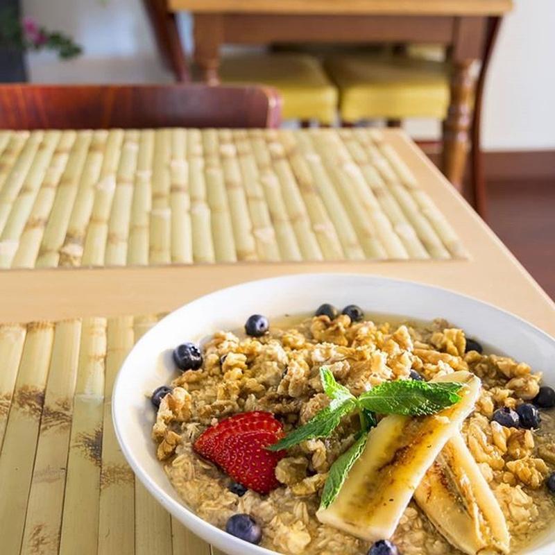 Wok: Nuestra carta de Restaurante de Comida Saludable Jengibre Fuengirola