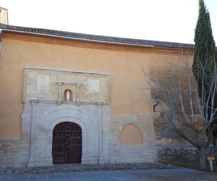 Inaguración Restauración Portada del Sancti Spiritus de Toro
