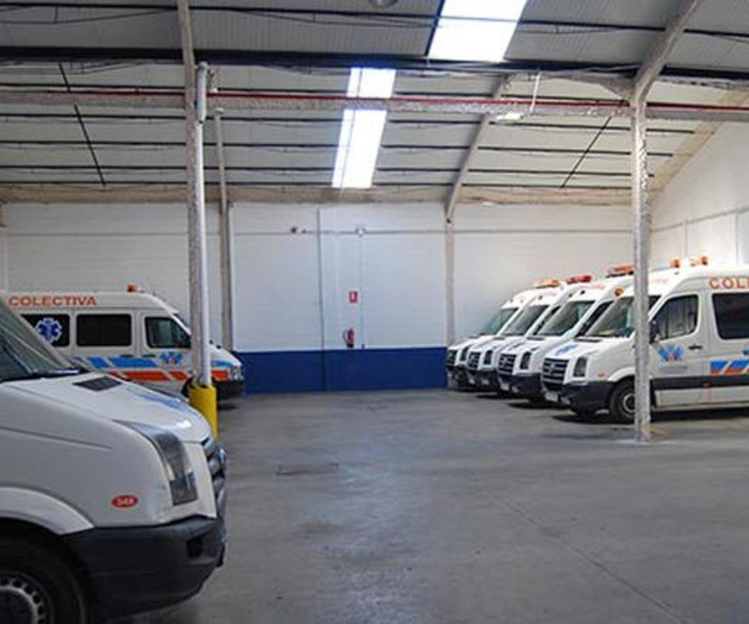 Normativa europea sobre ambulancias