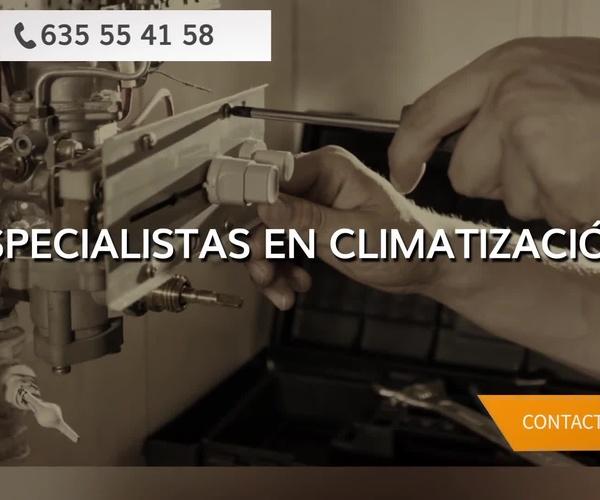Instalaciones de climatización en Toledo | Instalaciones RR