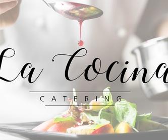 Catering para eventos: Catálogo de La Cocina