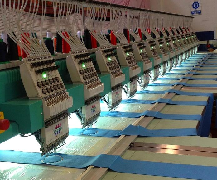 Maquina de bordar