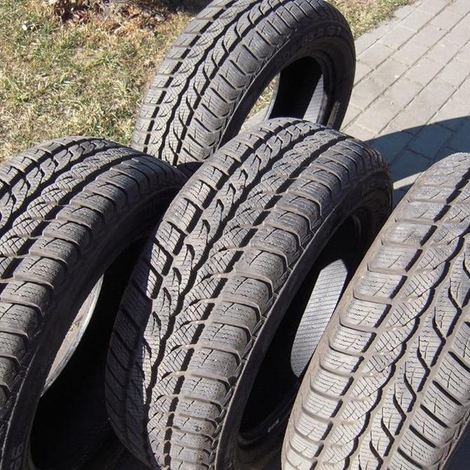 La cristalización de los neumáticos