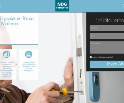 Cerrajeros urgentes en Palma de Mallorca
