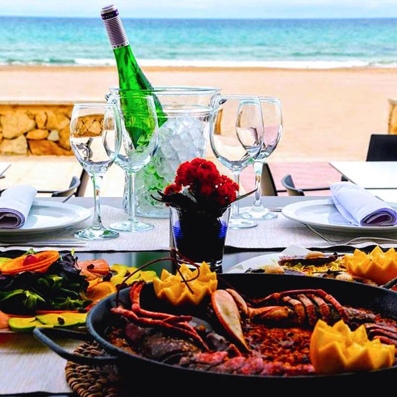 Restaurante con vistas al mar: Productos y Servicios de Restaurante Costa Blanca 2011