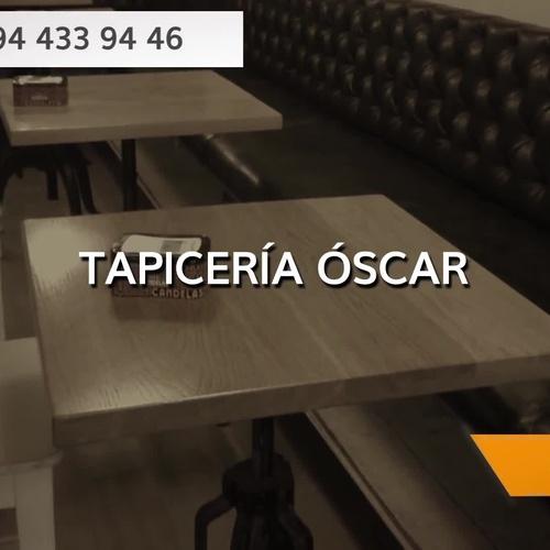 Tapizar sillas en Bilbao | Tapicería Óscar