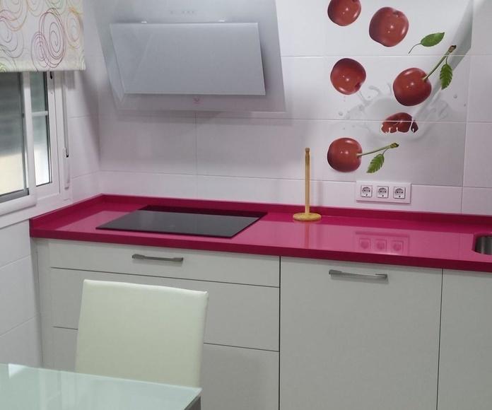 Reformas de cocinas: Servicios de Kaplan gestión de obras, S.L.