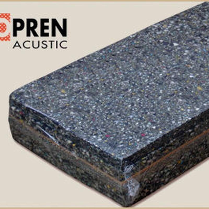 COPOPREN ACÚSTICO ®: Productos y servicios  de Acoustic Drywall