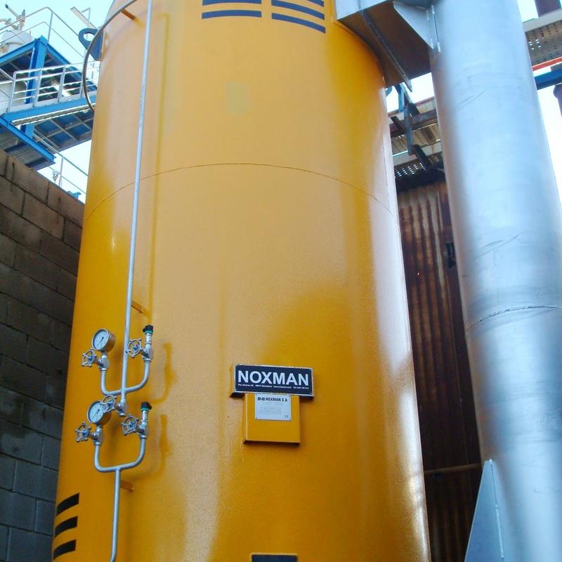 Calderas de aceite térmico: Productos de Noxman, S.A.