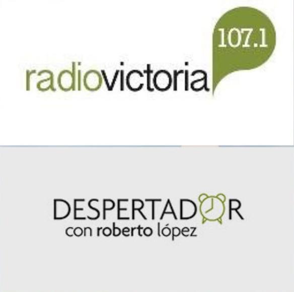 Entrevista en Radio Victoria