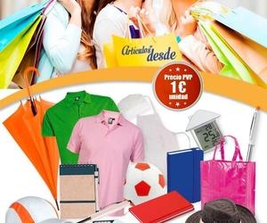 OFERTAS INCREÍBLES DESDE 1€ ( ¡usbs, paraguas, libretas, bolígrafos, bolsas, balones, camisetas, delantales, bloc de notas, sombreros, portadocumentos...y mucho más!)