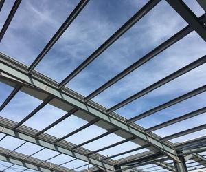 Montaje de estructuras metálicas en Alicante