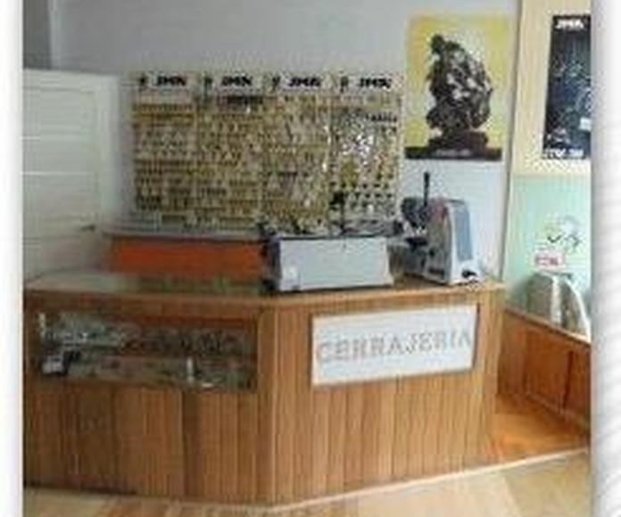Cerrajería: Servicios de Puertas Y Armarios Zarautz