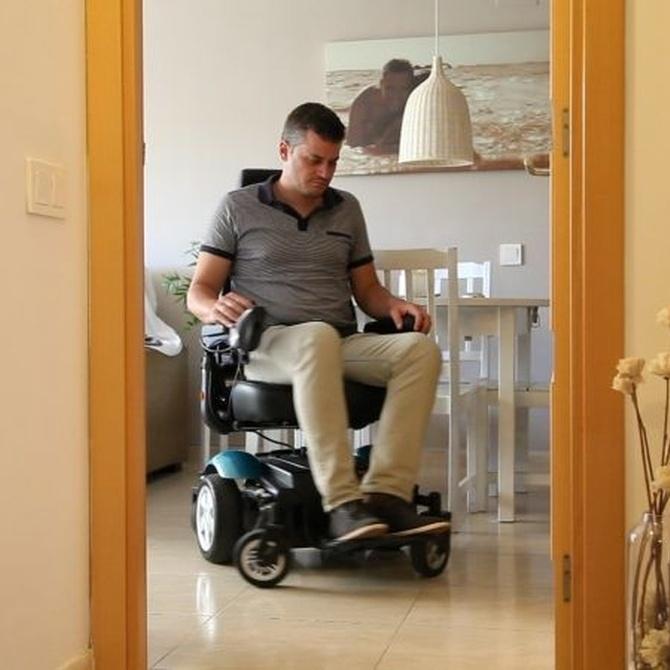 Beneficios de usar sillas de ruedas eléctricas