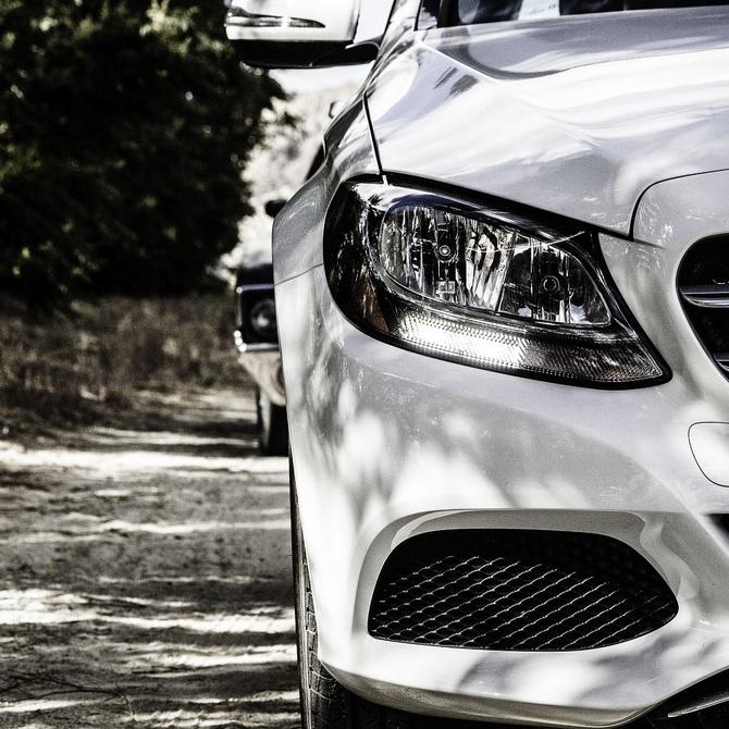 Ventajas de un coche de color blanco