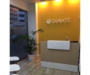 Recepción del centro Sánate