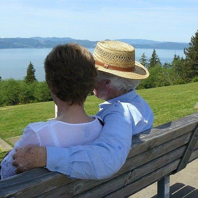 Las ventajas de mantener a las personas mayores en el hogar