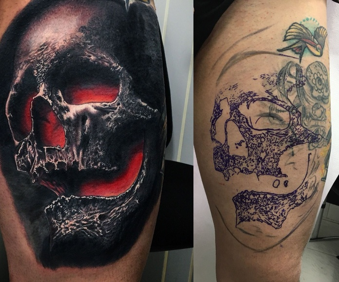 Cover Tattoo en Barcelona