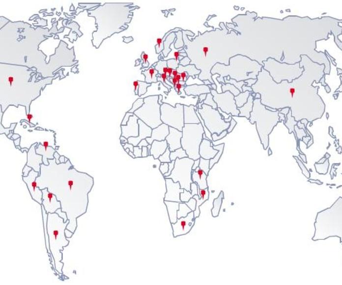Internacional - Reto en el Extranjero: Servicios de Asociación Reto