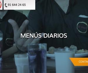 Restaurante con menú diario en Alcorcón: El Pisco