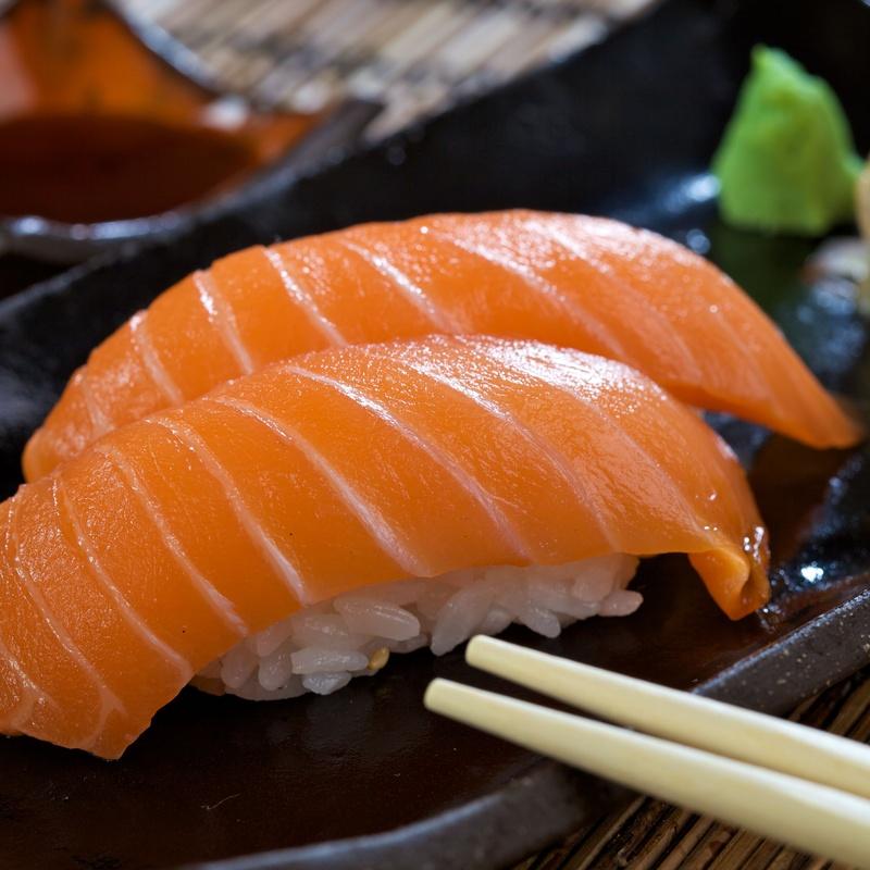 Nigiri Sushi: Carta de Mr. Sushi