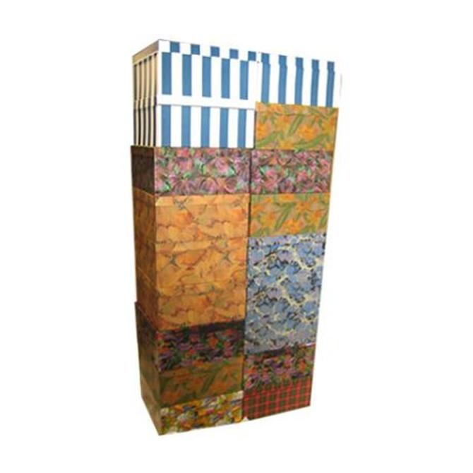 Cajas de cartón para guardar tu ropa de invierno