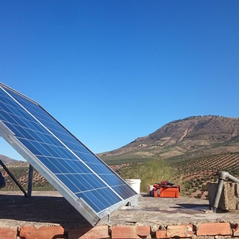 Energía solar térmica y fotovoltaica: Servicios de Instalaciones Pulido