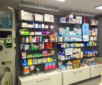 Fórmulas magistrales: Servicios de Farmacia Cristina de Diego Martínez