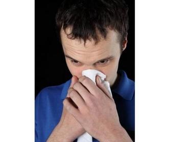 Alergólogo: Especialidades de Dr. García Robaina Alergólogo