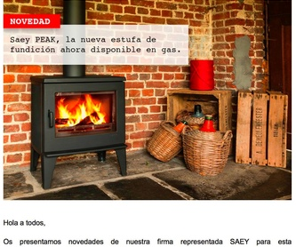SACO PELLET CERTIFICADO 15KG: Catálogo de Chimeneas Ferrol