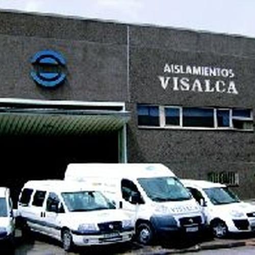 Aislamientos térmicos en Huesca
