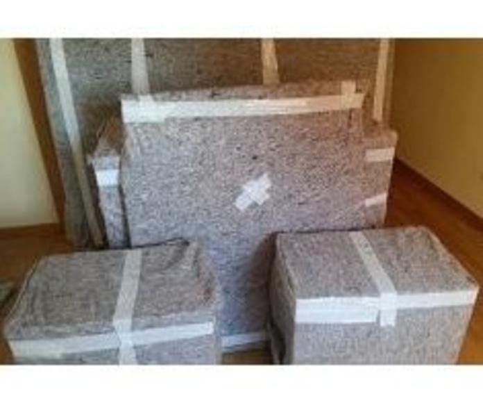 Embalajes  : Servicios  de Mudanzas Nieto